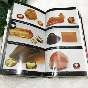 Vintage Accents - Rocks and Minerals Identification Book
